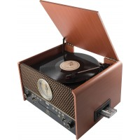 GPO Chesterton Record player,cd,Radio,cassette,USB Recorder