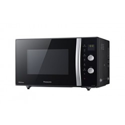 Panasonic NN-CD545BBPQ Slimeline Combination Microwave, 27 Litre, Black